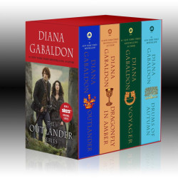 Outlander 4-Copy Boxed Set 9781101887486