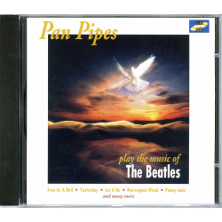 Pan pipes play the music of The Beatles 5020941370371