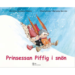 Prinsessan Piffig i snön 9789197753159