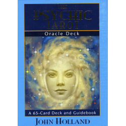 Psychic tarot oracle deck 9781401918668
