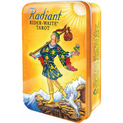 Radiant Rider-Waite® in a Tin 9781572818033