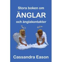 Stora boken om änglar och änglakontakter 9789189120426