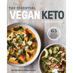 The Essential Vegan Keto Cookbook 9781984825889
