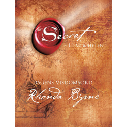 The Secret - Dagens visdomsord 9789153436027