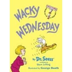 Wacky Wednesday 9780394829128