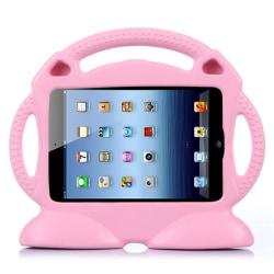 Barnfodral ljusrosa, iPad Air rosa