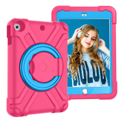Barnfodral med roterbart ställ, iPad 10.2 (2019) Rosa/Blå