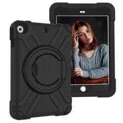 Barnfodral roterbart ställ, iPad 10.2 / 10.5 / Air 3 Svart