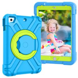 Barnfodral med roterbart ställ, iPad mini 1/2/3 blå