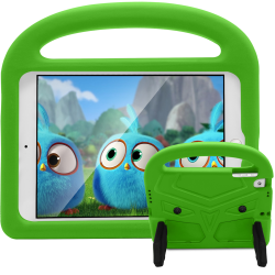 Barnfodral med ställ grön iPad Air