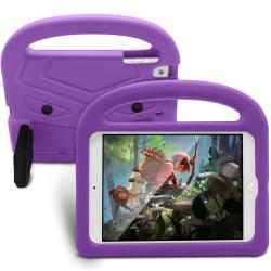 Barnfodral med ställ lila, iPad mini 5 lila
