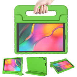 Barnfodral, Samsung Galaxy Tab A 10.1 (2019) SM-T515 grön