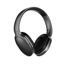 Baseus Enoc on-ear hörlurar, bluetooth 5.0 svart