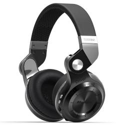 Bluedio T2+ bluetooth v4.1 headset svart