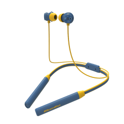 Bluedio TN2, bluetooth, In-Ear med nackband gul