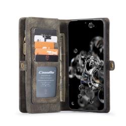 CaseMe fodral med magnetskal, Samsung Galaxy S20 Ultra svart