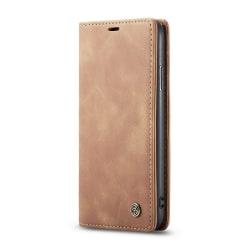 CaseMe plånboksfodral, iPhone 11 Brun