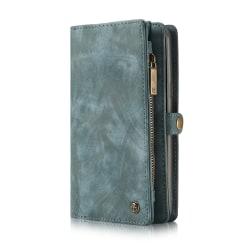 CaseMe plånboksfodral med magnetskal, Samsung Galaxy S8 blå