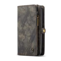 CaseMe plånboksfodral med magnetskal, Samsung Galaxy S9 svart
