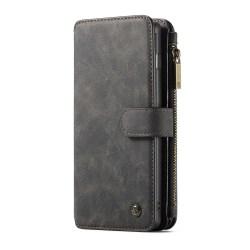 CaseMe plånboksfodral, Samsung Galaxy S10 svart