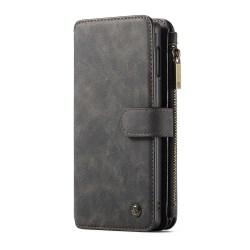 CaseMe plånboksfodral, Samsung Galaxy S10E svart