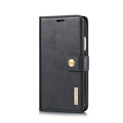 DG.MING fodral med magnetskal & ställ, iPhone XR svart