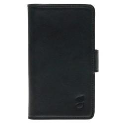 Gear plånboksfodral svart, Sony Xperia Z5 svart