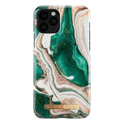 iDeal Fashion Case magnetskal iPhone X/XS, Golden Jade grön