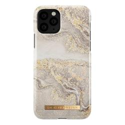 iDeal Fashion Case magnetskal iPhone 11 Pro/X/XS, Sparkle Greige Silver/Grå