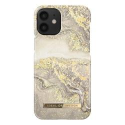 iDeal Fashion Case magnetskal, iPhone 12 Mini, Sparkle Greige