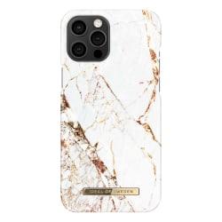 iDeal Fashion Case magnetskal, iPhone 12 Pro Max, Carrara Gold