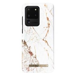iDeal Fashion Case, Samsung Galaxy S20 Ultra, Carrara Gold