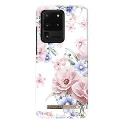 iDeal Fashion Case, Samsung Galaxy S20 Ultra, Floral Romance vit