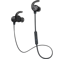 JBL T280BT Bluetooth in-ear hörlurar, svart