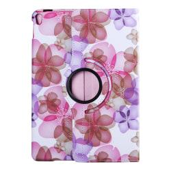 Läderfodral med roterbart ställ, iPad Pro 10.5 rosa