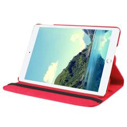 Läderfodral med roterbart ställ röd, iPad mini (2019)