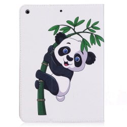 Läderfodral motiv panda, iPad Air