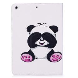 Läderfodral sittande panda, iPad Air
