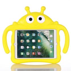 Nyckelpiga barnfodral, iPad Mini/2/3/4/5 gul