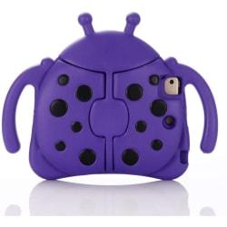 Nyckelpiga barnfodral, iPad Mini/2/3/4/5 lila