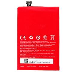 OnePlus 2, original batteri, 3100mAh, BLP597 röd