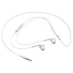 Samsung original hörlurar med mikrofon EO-HS3303, vit