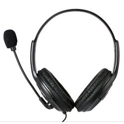 Trådat Gamingheadset med mikrofon till PS4, 3.5mm