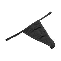 1 st Kvinnor Sexiga Låg Midja G-String Thongs Underkläder trosor black
