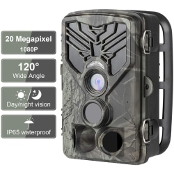 24MP Hunting Camera Night Motion Sensor Waterproof Trail Camera as the picture