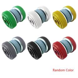 2pcs Sharpener Round Grinding Wheels Sharpening Stone Whetstone random color 2pcs