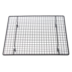 Carbon Steel Nonstick Rack Wire Grid Cool Rack as the picture