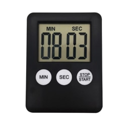 Digital Kitchen Timer Cooking Countdown Alarm Clock Reminder as the picture