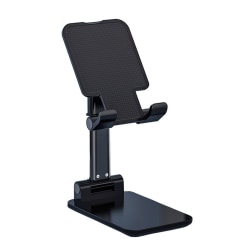 Foldable Telescopic Phone Holder Adjustable Stand Rack No.1
