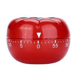 Kitchen Timer 1-60 Minutes 360 Degree Tomato Shape Timer as the picture